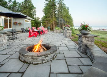 Product: Belvedere Fire Pit Kit