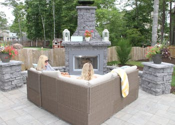 Tech: Belvedere Outdoor Fireplace Kit Resources