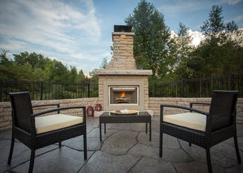 Product: Claremont Fireplace Kit
