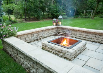 Product: Dimensional Fire Pit Kit