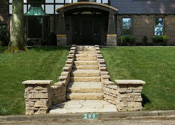 Story: Dimensional Steps Improve Curb Appeal