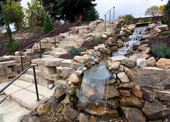Story: Irregular Steps Transform Backyard Hills