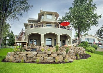 Story: Outcropping Easy for First Time Installer