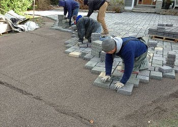 Story: Old Mission Pavers Upgrade Driveway