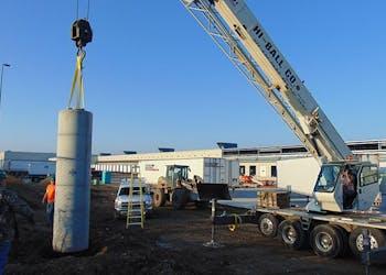 Meijer Precast Light Pole Bases